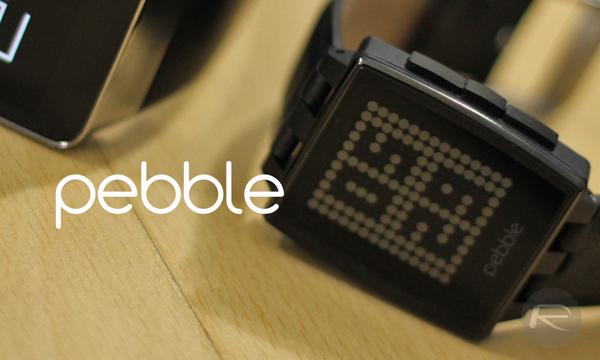 Pebble main