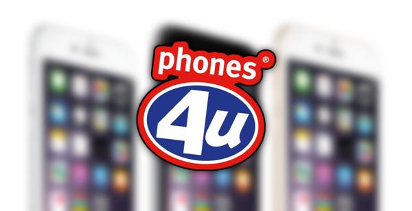 Phones4U iPhoen 6