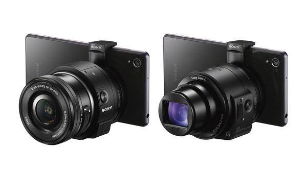 Sony QX1 QX30 main