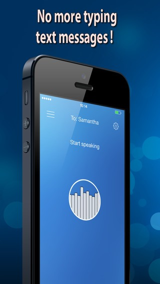 Voice SMS