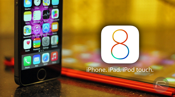 iOS 8 download main