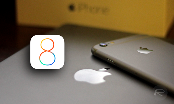 iOS 8 iPhone iPad