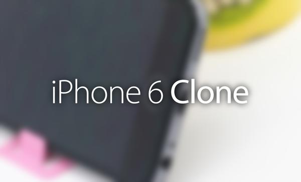 iPhone 6 clone main