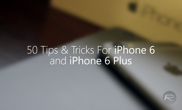 iPhone 6 tricks main