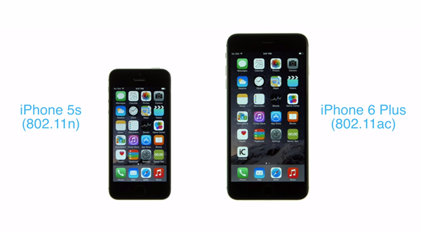 iphone 6 802 11 ac 802 11ac iphone 6 plus vs 802 11n iphone 5s wi fi speed 14920
