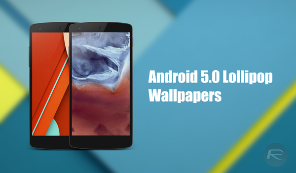 Android Lollipop Wallpapers main