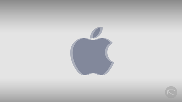 Apple logo 3D