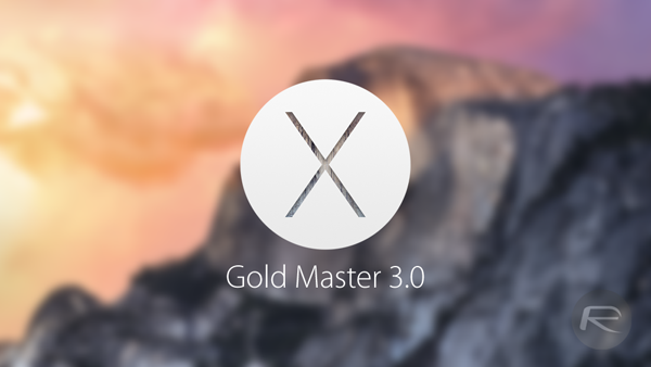 Gold Master 3
