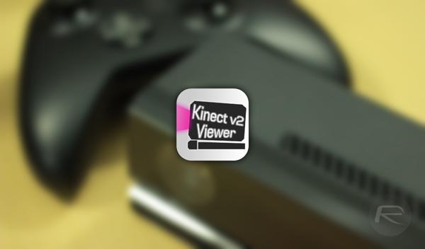 Kinect viewer main