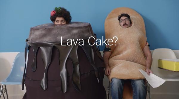 Lava Cake main
