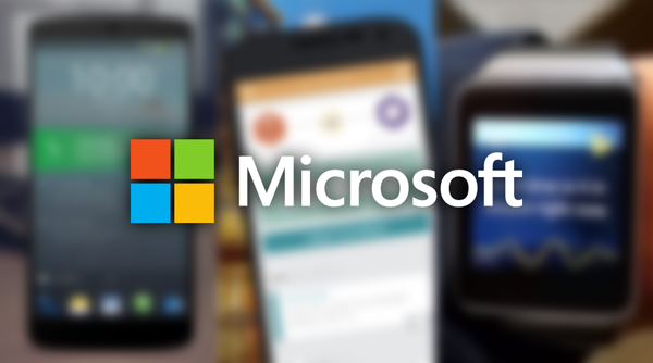 Microsoft android apps