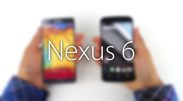 Nexus 6 comparison