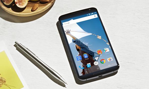 Nexus 6 lifestyle