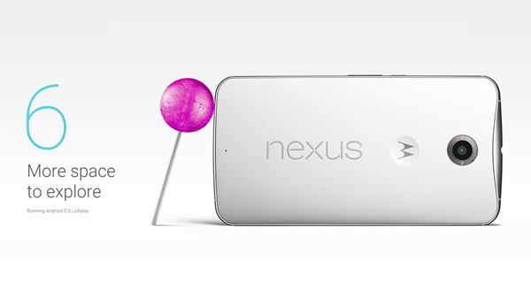 Nexus 6 main