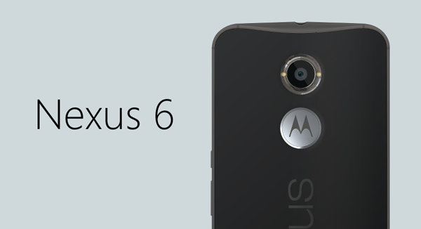 Nexus 6 render main