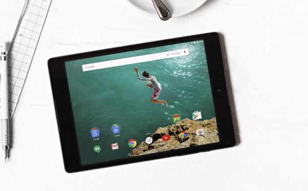 Nexus 9 lifestyle