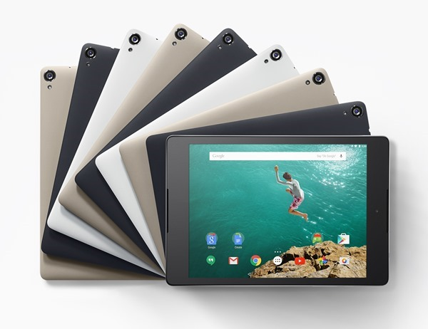 Google Nexus 9 Tablet Announced: Features, Specs, Price