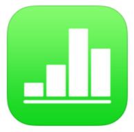 Numbers iOS