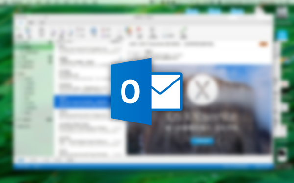 Outlook mac main
