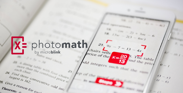 PhotoMath main