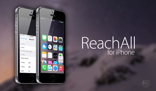ReachAll main