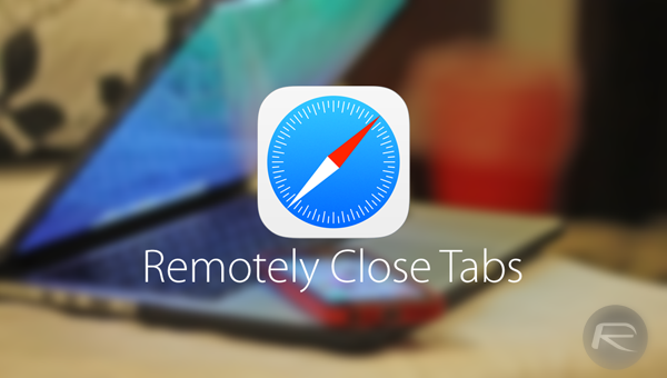 Remote tabs main