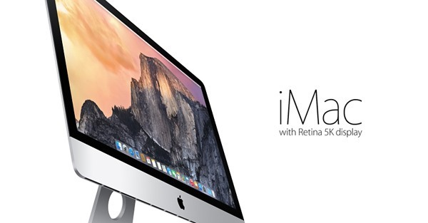 Retina display iMac