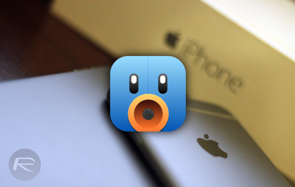 Tweetbot iPhone main
