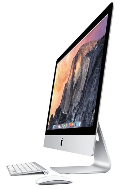 iMac profile