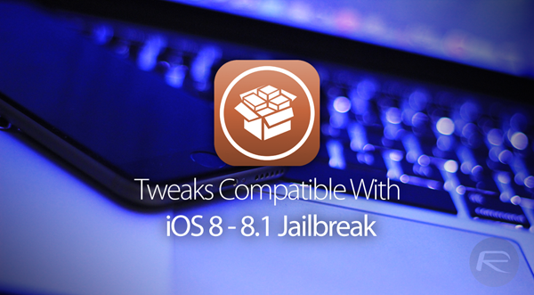 iOS 8 compatible tweaks main