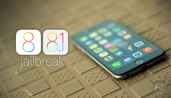 iOS 81 8 jailbreak iPhone 6