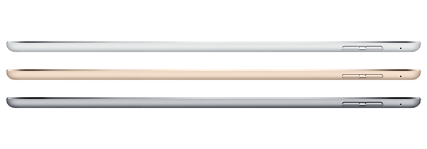 iPad Air 2 profile