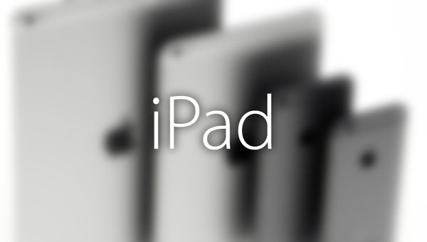 iPad air mini concept