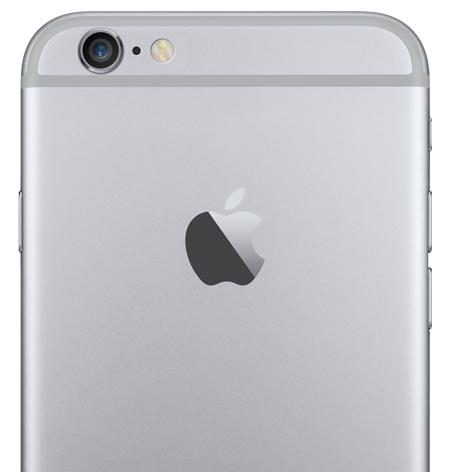 iPhone 6 rear