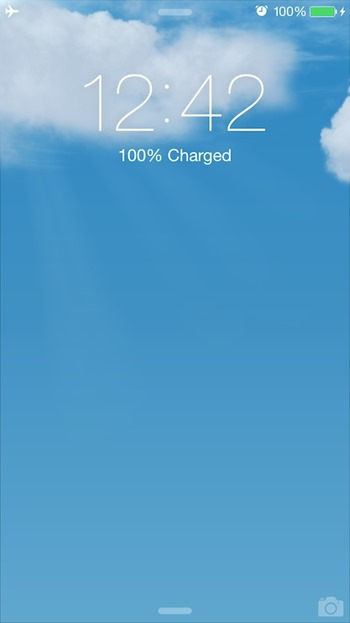 Animated Weather Wallpaper To iOS 8