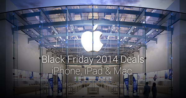 Apple black friday 2014