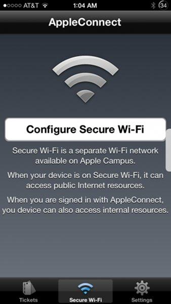 AppleConnect
