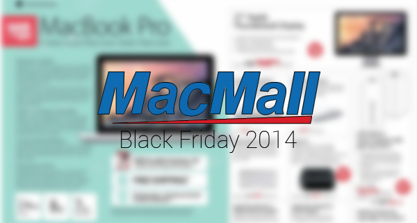 Black Friday 2014 MacMall main