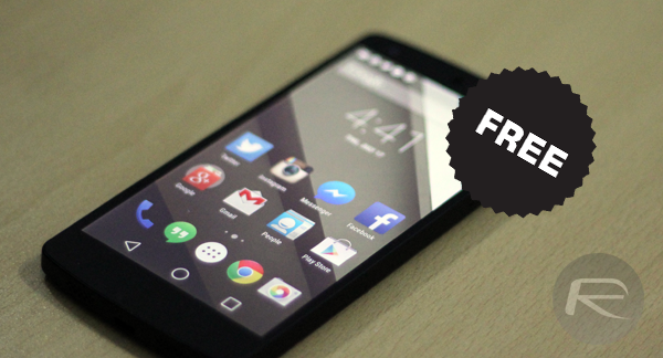 Save Huge On 17 Paid Android Apps Worth $80 By Downloading Them Absolutely Free