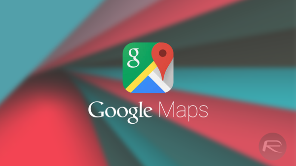 Google Maps main