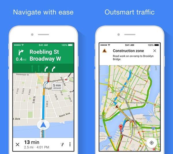 Maps 4 iOS