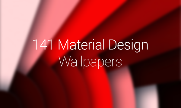 Material Design wallpapers main