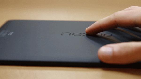 Nexus 9 bend