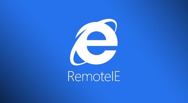 RemoteIE