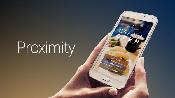 Samsung Proximity main