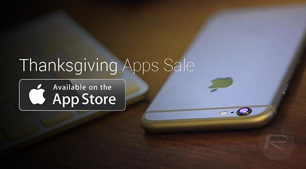 Thanksgiving apps main