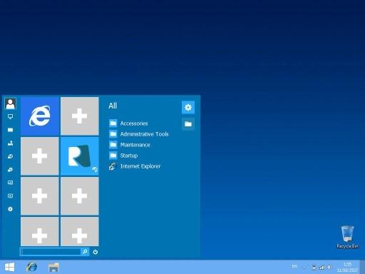 Windows 10 p1
