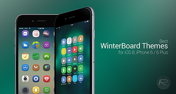 best winterboard themes main