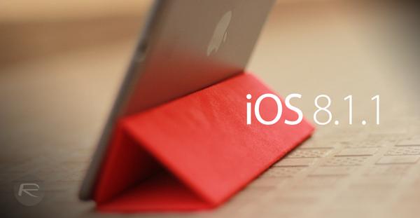iOS 811 iPad main