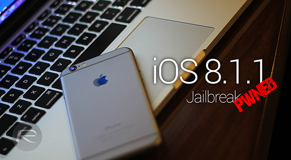 iOS 811 jailbreak pwned main